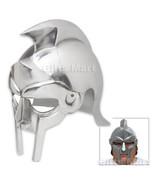 MEDIEVAL GLADIATOR HELMET, Roman Maximus Movie Arena Helmets Unique Xmas... - $43.56