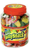 Jelly Snack Fruit Jelly Candy 100 Pieces - $19.95