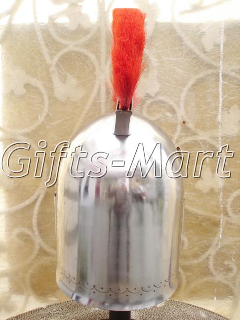 Medieval Greek Helmet, Armor Trojan Helmet Trozan Fancy Armor Xmas Gift Item