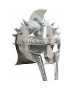 Medieval Roman Gladiator Maximus Armor Helmet  Sca LARP Militaria Movie ... - $66.84