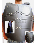 Muscle Armour, Leather breastplate, Body Armor Cuirass, Medieval ChestPl... - $79.51