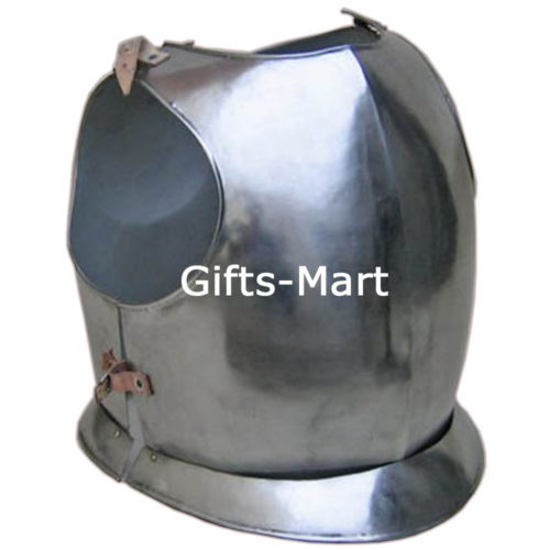 Muscle Breast plate Medieval armour -18 guage armor, Ancient LARP body Armor
