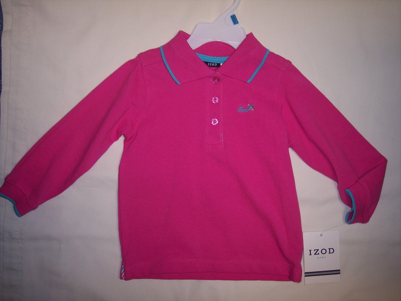 Primary image for  Girl's Izod Top 24  Months