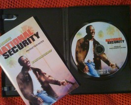 NATIONAL SECURITY presskit - Martin Lawrence - $8.00
