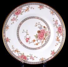 Royal Doulton Canton Dinner Plate H5052 Peonies Unused - $35.00