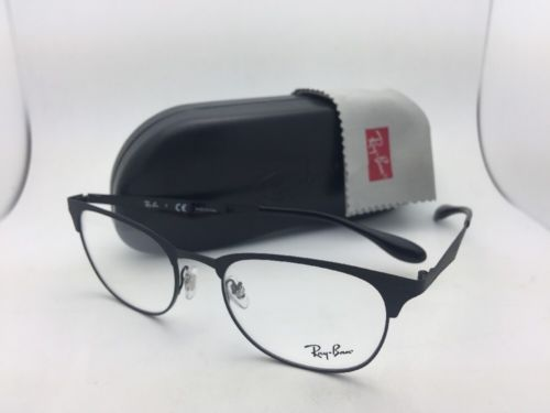 19e02cdc029 New RAY-BAN Eyeglasses RB 6346 2904 52-19 and 50 similar items. 12