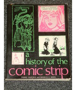 A History of the Comic Strip by Pierre Couperie - $3.50