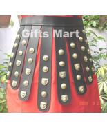 Roman Greek Belt, Medieval Larp Leather belts Armour - $33.49