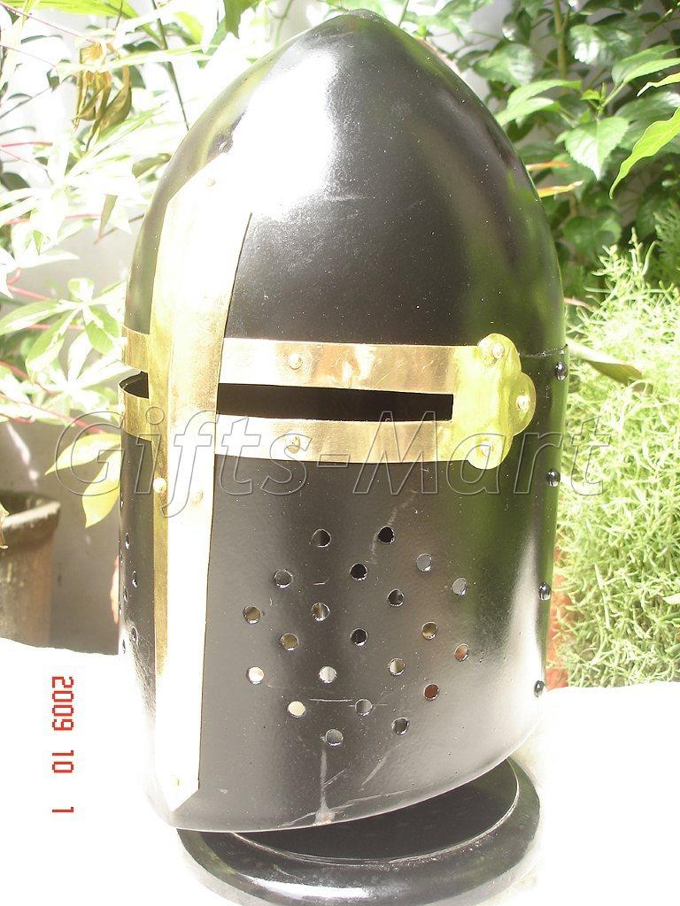 Sugar Loaf Helmet, Medieval Sca Sugarloaf Armor Helmets Ancient Christmas gifts