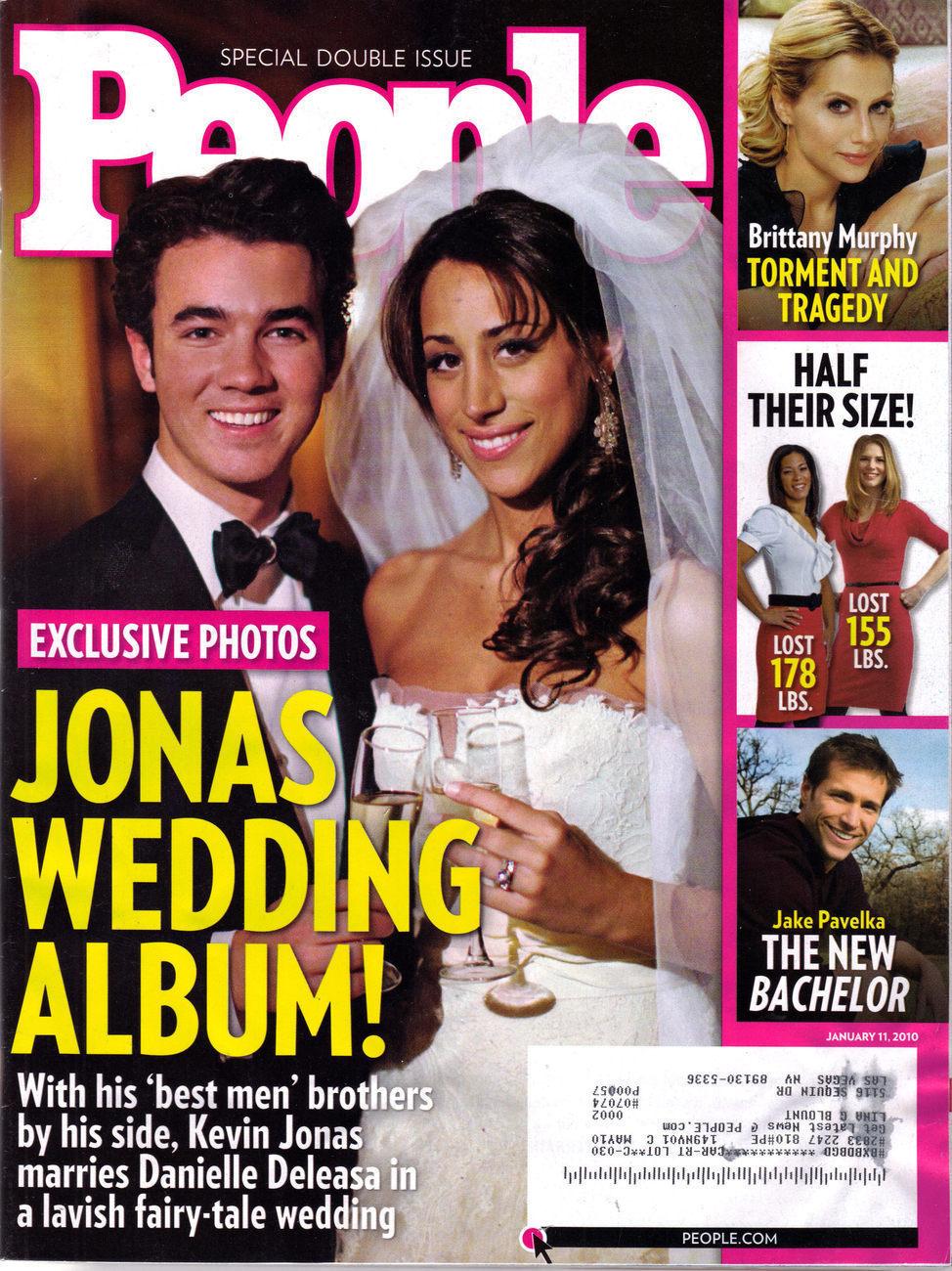 People jonas wed