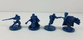 D&D Characters Miniatures Wrath of Ashardalon Dragonborn Dwarf Half-Orc ... - $17.99