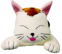 Fushigi Yugi: Tama Neko Cat 14 Long Plush Brand NEW! - $37.99