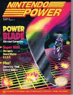 Nintendo power vol 23