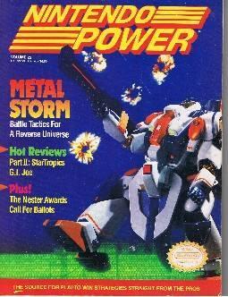 Nintendo power vol. 22
