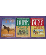 SOLD - Lot of 3 Dune Books HB/DJ Brian Herbert Kevin Anderson - $999,930.00