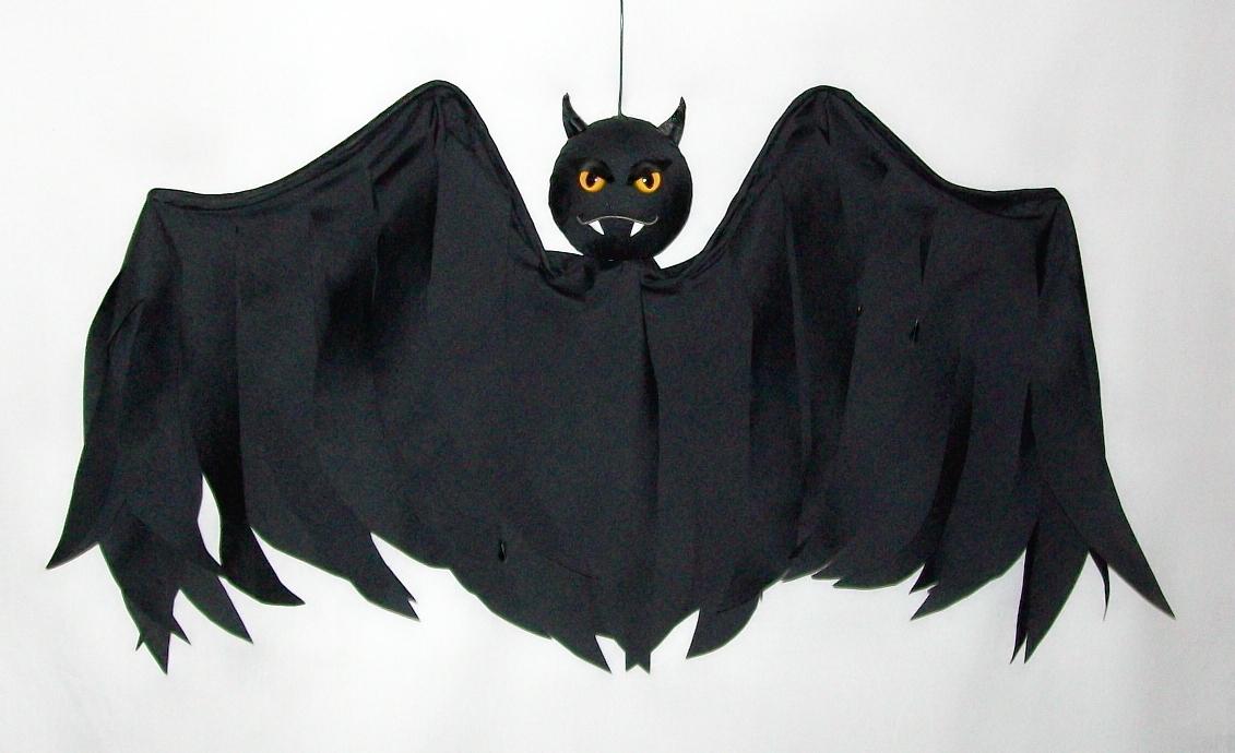 Halloween hanging bat body 14