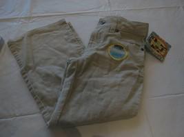 Filles 5 R Lee Motards Velours Pantalon Taille Réglable Jeunes Blanc Cla... - $12.81