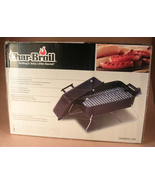 Char Broil Gas Grill 190 with Folding Legs and High Temperature Finish B... - $24.50