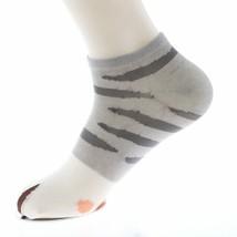 Kawaii Clothing Cute Harajuku Socks Cat Paws Kitty Neko Animal Ulzzang J... - $6.95