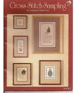Cross Stitch Sampling Book 7 Graphique Needle Arts - $5.00