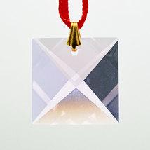 Swarovski Crystal 22mm Square Prism - Rosaline image 1