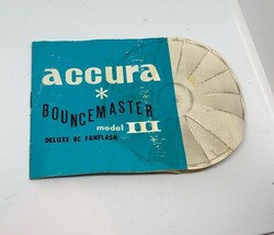 Accura Bouncemaster Model 3 Flash Instruction Manual Book Deluxe BC Fanf... - $10.89