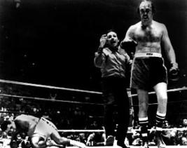 Muhammad Ali Chuck Wepner 1975 Vintage 11X14  Matted BW Boxing Memorabilia Photo - $12.99