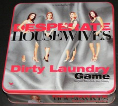 2005 Desperate Housewives Dirty Laundry Game - $18.45