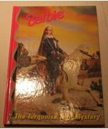 Barbie The Turquoise Trail Mystery - $6.99