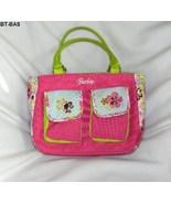 Pink and Green Barbie Thermal Waterproof Lunch Carrier Purse - $7.99