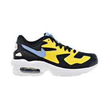 Nike Air Max2 Light Jaguars Women's Shoes Chrome Yellow-Light Blue CJ798... - $105.00