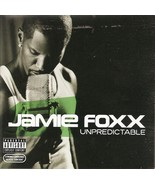 CD--Unpredictable by Jamie Foxx  - $4.99