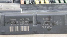 Mini Cooper Clubman R55 Fuse Junction Box Power Control Module 6135-3453736-01 image 4