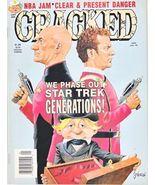 Cracked Star Trek Generations #296 Magazine - $2.99