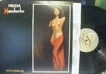 Melissa Manchester - For the Working Girl - Arista AL 9533