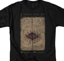 Harry Potter Mischief Managed Marauders Map Hogwarts Remus Lupin HP8062 image 3
