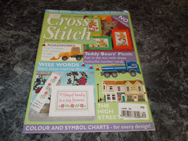 Cross Stitch Magazine July/August 2003 no 1/2 or 1/4 Stitch - $0.99