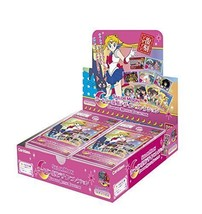 Pretty Soldier Sailor Moon Card reprinted design collection Booster Pack... - $111.09