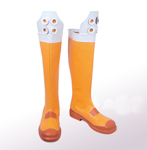 My Hero Academia Taishiro Toyomitsu BMI Hero: Fat Gum Cosplay Boots Buy - $65.00