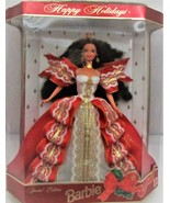 "BARBIE ""HAPPY HOLIDAYS"" DOLL IN ORIGINAL PACKAGE - $124.95"
