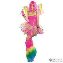 Dreamgirl Women's Rainbow Fairy Costume, Multi, Small  - $57.48
