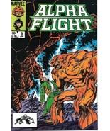 Alpha Flight Comic Book #9 Marvel Comics 1984 VERY FINE NEW UNREAD - $2.75