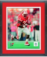 Ron Dayne 1999 University of Wisconsin Badgers -11x14 Matted/Framed Photo - $43.55
