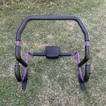Original PURPLE AB ROLLER PLUS Abdominal Exerciser Rocker Crunch Stabili... - £47.62 GBP