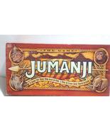 *Complete*  Vintage Jumanji Movie Board Game Milton Bradley 1995 - $27.88