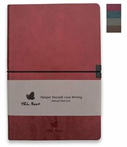YRL Best | Lay-flat A5 Executive Writing Journal/Notebook, Dotted/Dot Gr... - $18.23