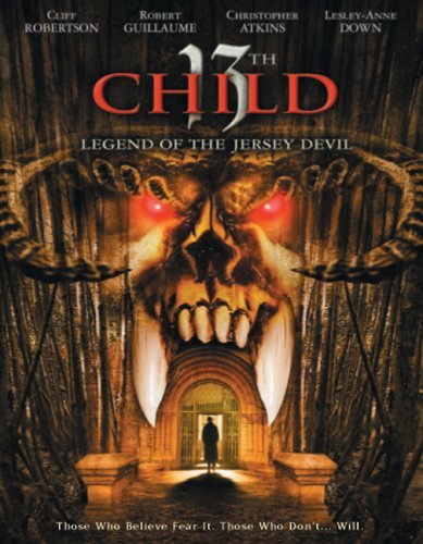 13th Child: Legend of the Jersey Devil DVD
