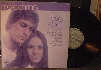 The Melachrino Strings - Love Story - Pickwick SPC-3262