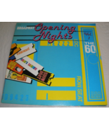 Broadway Opening Nights, Vol. 1, the 60's - LP - $8.50