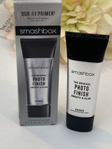 Smashbox The Original Photo Finish Smooth & Blur Primer ~ .41oz ~ NIB Fa... - $16.78